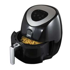 Tower 4.3L Digital Air Fryer - Black £49.99  + £3.95 delivery at The Range