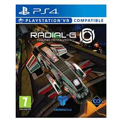 Radial-G: Racing Revolved (PSVR/PS4) £14.99 Delivered @ GAME (Amazon Matched)