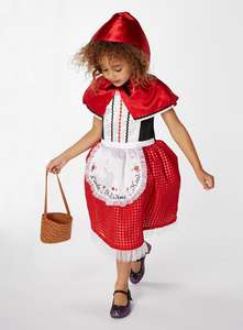 Sainsburys dress up 75% off - prices from £4.50