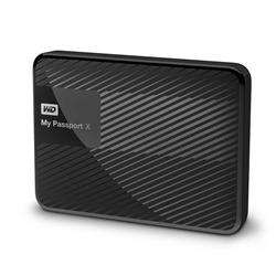 MY PASSPORT X (RECERTIFIED) 2TB for £49.99 / £57.03 delivered at Western Digital
