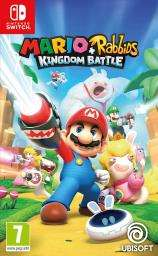 Nintendo Switch Mario & Rabbids Kingdom Battle - Preowned @ graingergames - £24.99