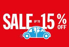Save up 15% off Economy, Flexi and Premium Motorist Fares with Code @ Stena Line