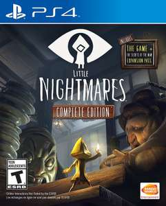 Little Nightmares Complete Edition @ PSN Store UK - £11.99