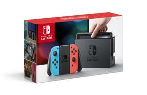 Nintendo Switch £214 / Xbox One X £350 / £25 PS & Xbox Credit £18.75 Instore @ Toys R Us [Identical prices will be found in all stores with stock!]
