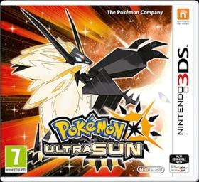 Pokemon Ultra Sun Brand New £24.99 Grainger Games