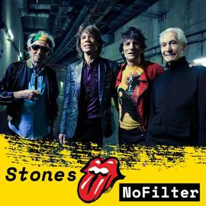 Rolling Stones x2 Cardiff lucky dip tickets £69.95 on 15 June 2018