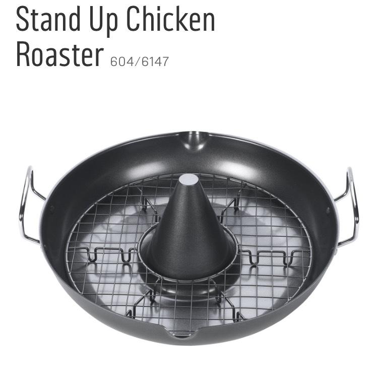 Stand Up Chicken Roaster £7.49 Argos