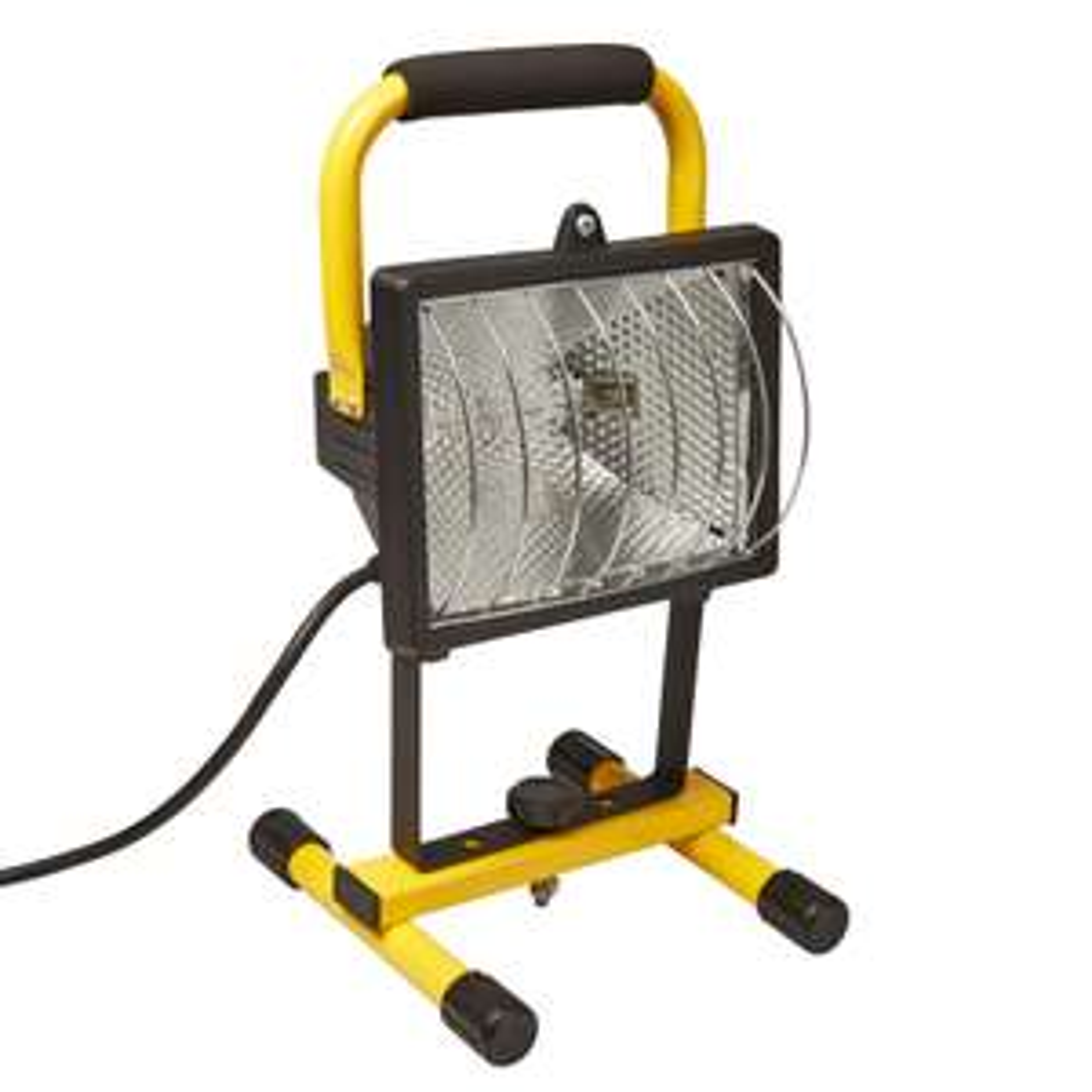 HALF price Diall portable work light 400W now £7-50 @ B&Q,free c+c