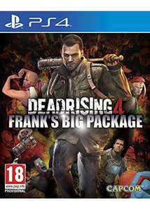 [PS4] Dead Rising 4: Frank's Big Package - £22.85 - Base