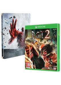Attack on Titan 2 with Steelbook (PS4/Xbox One) £37.85 Delivered @ Base