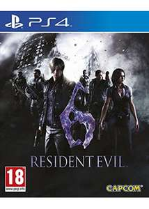 Resident Evil 6 HD Remake (PS4) £9.99 - Base.com
