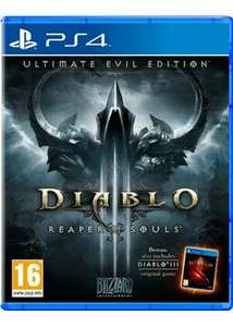 Diablo III: Reaper of Souls - Ultimate Evil Edition (PS4) £15.85 Xbox One £14.99 Base.com
