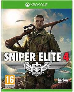 Sniper Elite 4 for Xbox one Standard edition @ Amazon - £21.49