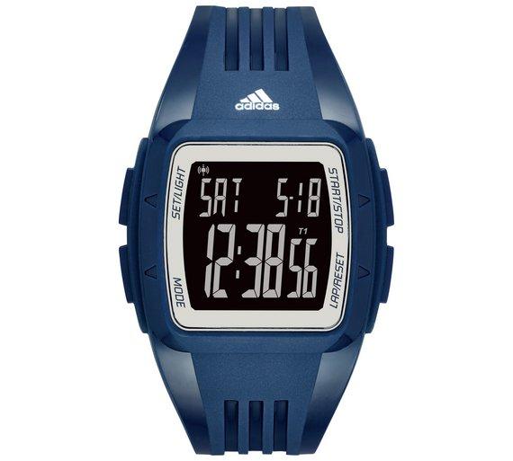 Adidas Duramo Unisex ADP3268 Night Marine Blue Strap Watch £10.99 @ Argos