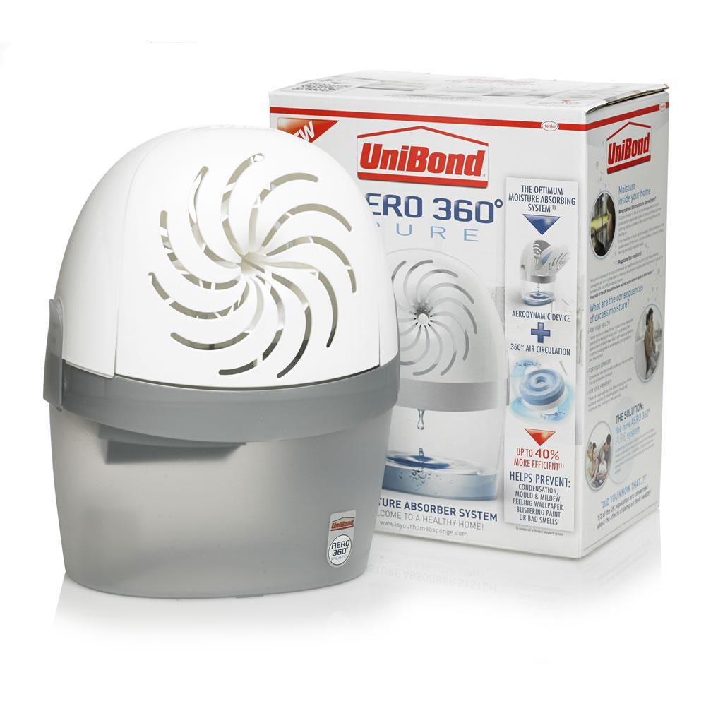 Unibond aero 360 dehumidifier was £14 now £4 instore @ ASDA