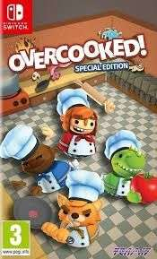 Overcooked! Special Edition (Switch) £19.99 Simply Games