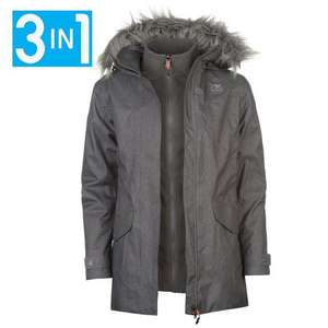 Karrimor ladies 3 in 1 waterproof parka, save just over £100! - £32.99 + £4.99 P&P/C&C @ SportsDirect