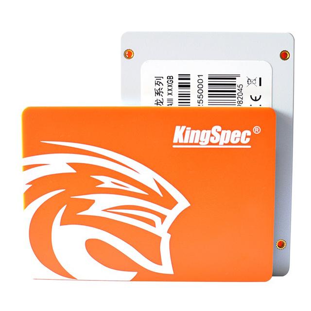 KingSpec SSD 2.5 Inch SATAIII Solid State Hard Drive HD SSD 128GB - £26.84 @ Ali Express