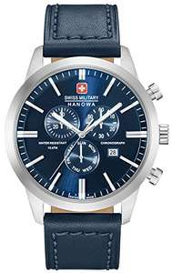 Another watch deal...SWISS MILITARY-HANOWA Mens Watch - £88.31 @ Amazon