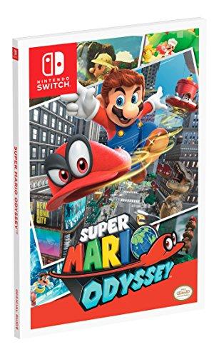 Super Mario Odyssey Strategy Guide £6.79 (with prime) £9.78 (Non Prime) @ Amazon