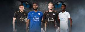 LCFC 16/17 childs shirt £5 & shorts £3 (free C&C or £3.95 delivery) at Leicester FC