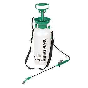 7L pressure sprayer  £6.99 @ Screwfix