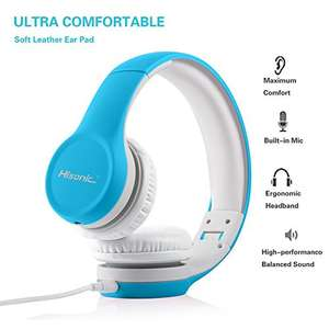 Kids Headset with Share Connector £10.98 prime Sold by Sold by Hisonic and Fulfilled by Amazon £14.97 for non prime
