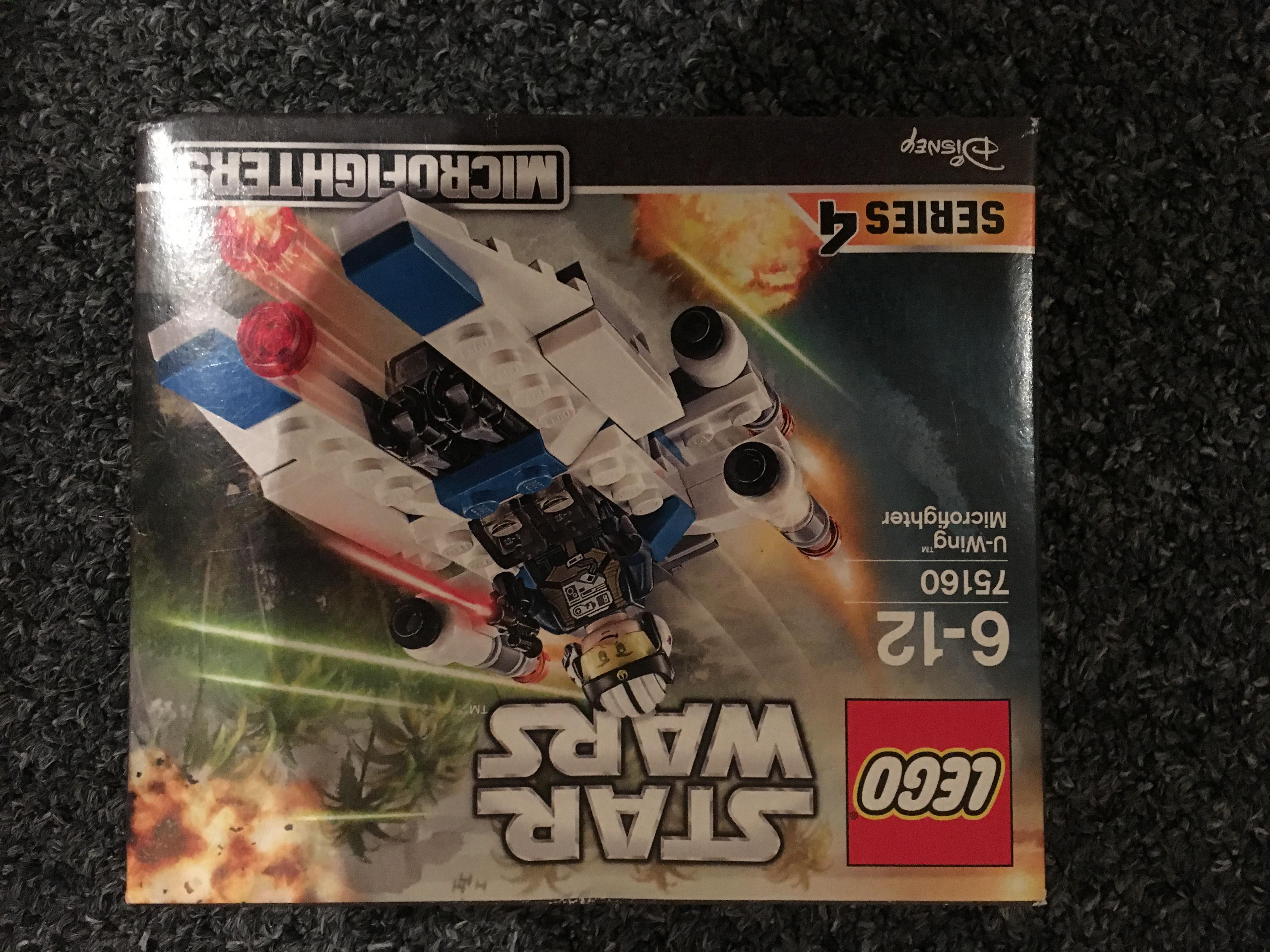 Lego Star Wars 75160 - £1 instore @ ASDA (Small Heath)