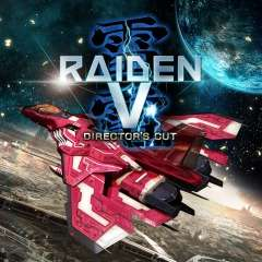 Raiden V: Director's Cut at PS Store for £11.99