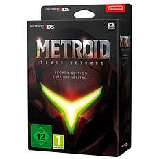 Metroid Samus Returns: Legacy Edition In Stock On Sale £44.99 @ Game