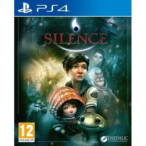 Silence (PS4) £7 Prime £8.99 Non Prime @ Amazon