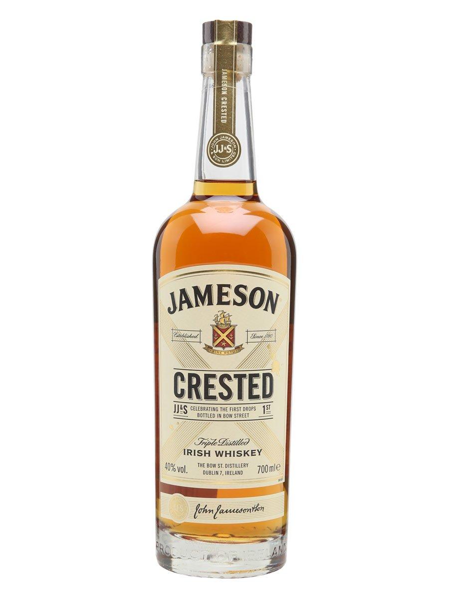 Jameson Crested Irish Whiskey 70cl £22 @ Asda