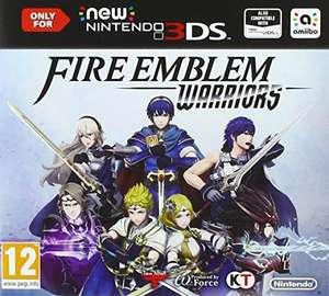 Fire Emblem Warriors (N3DS) £14.99 (Prime) £16.99 (Non-Prime) Delivered @ Sold by Frosty Games and Fulfilled by Amazon