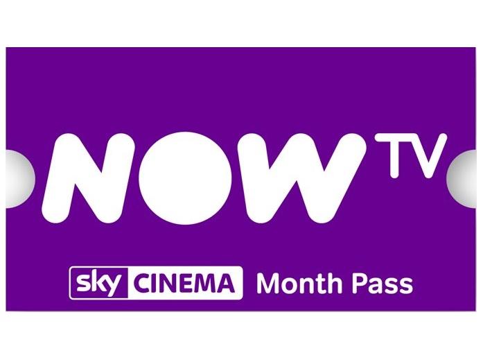 NowTV Movies 1 Month Cinema Pass £1