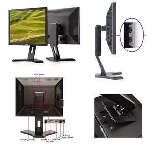 """Dell P190S 19"""" Professional Flat Panel LCD Monitor, Refurb, £29.75 Delivered With Code 15OFF (This Weekend Only - Selected Items, Listed In Thread) @ ITZOO"""