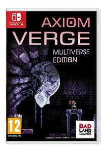 Axiom Verge: Multiverse Edition on Nintendo Switch (Price: £19.99) @ Simply Games