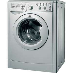 Indesit IWDC6125S 1200 Spin Washer Dryer Silver (£262.99 before cash back - £257.81 after) @ CoOp