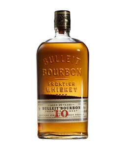 Bulleit Bourbon 10 Year Old Whisky £35 @ Amazon