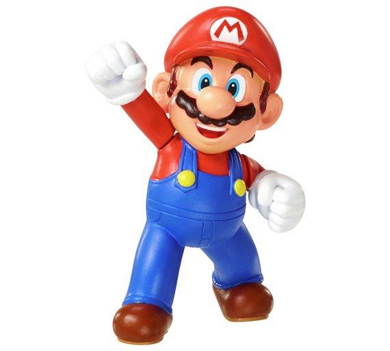 Nintendo Super Mario 2.5 Inch Figures - 5 Pack £8.99 @ Argos