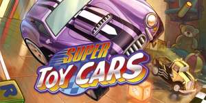 Super Toy Cars for Switch less than £6 in Russian estore £5.79