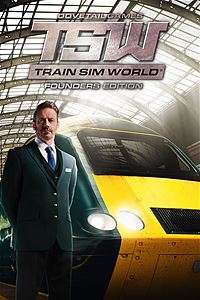 Train Sim World: Founders Edition Xbox One £24.99 @ MSStore