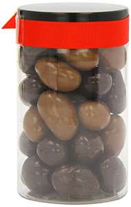 Rita Farhi Milk and Dark Chocolate Covered Brazil Nuts in a Gift Jar, 290g amazon add on item £2.89 minimum 20 pound spend