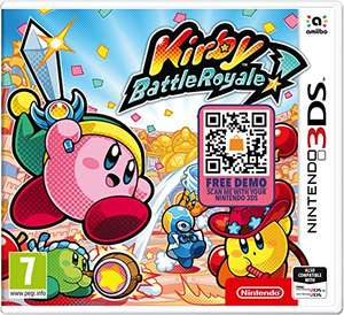 Kirby Battle Royale [3DS] £16.99 (Prime) £18.98 (non-Prime) at Amazon (same price at Argos)
