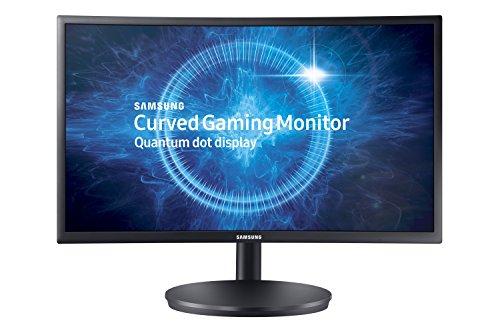 """Samsung C24FG70 24"""" 144Hz 1ms MPRT Gaming Monitor – Matt Black £199.99 @ Amazon"""