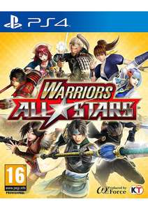 Warriors All Stars [PS4] £14.85 at Simply Games