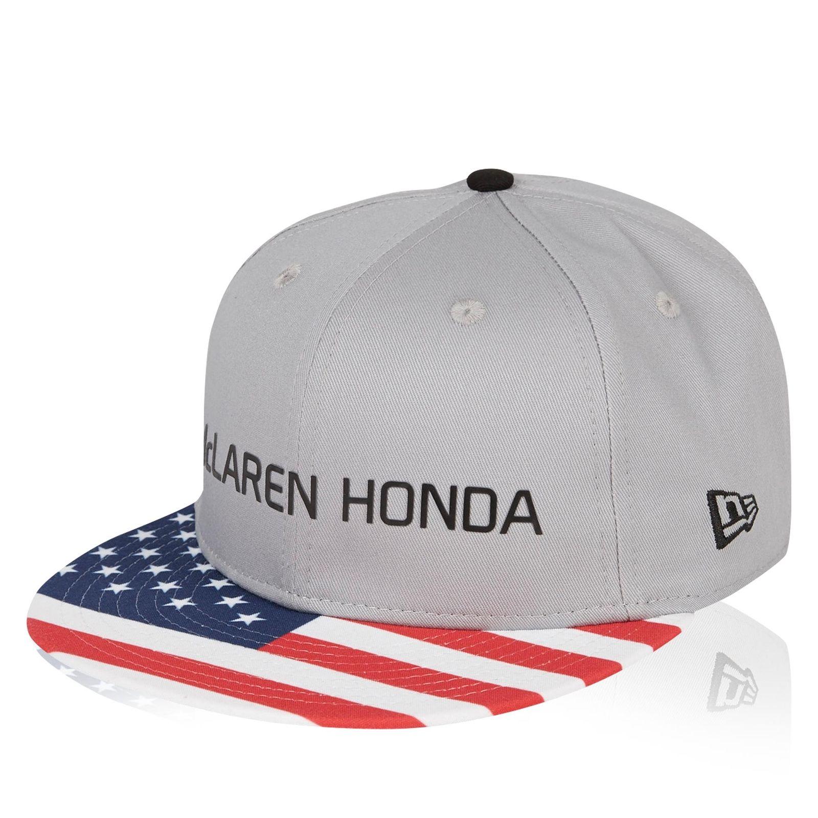McLaren Honda Special Edition New Era Cap Hat 9Fifty (Free P&P) £5 - McLaren ebay store