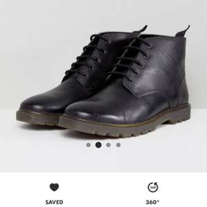 Kg by kurt Geiger lace up boots RRP125 £45 @ ASOS free returns