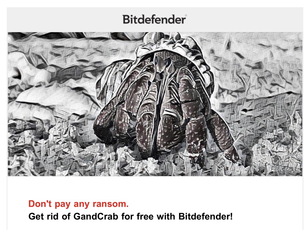 BitDefender Free Ransomware Decryption Tool