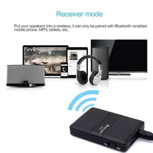 Bluetooth Receiver and Transmitter for £9.99 Prime / £13.98 Non Pirme @ Amazon