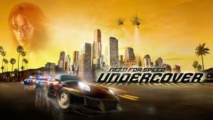 Need for Speed: Undercover £2.49 @ Steam